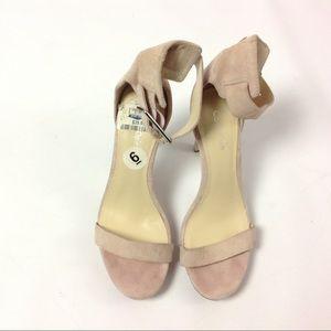 Calvin Klein Open Toe Vivian High Heel Sandals 6